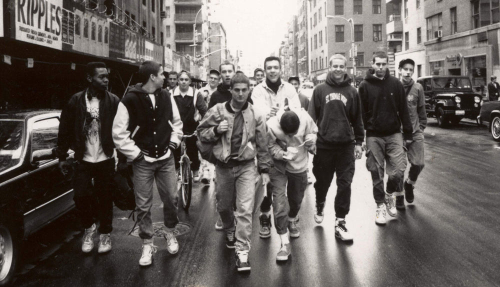 Break Down the Walls :: How the Youth Crew Aesthetic & Ethos Disrupted Punk's Status Quo