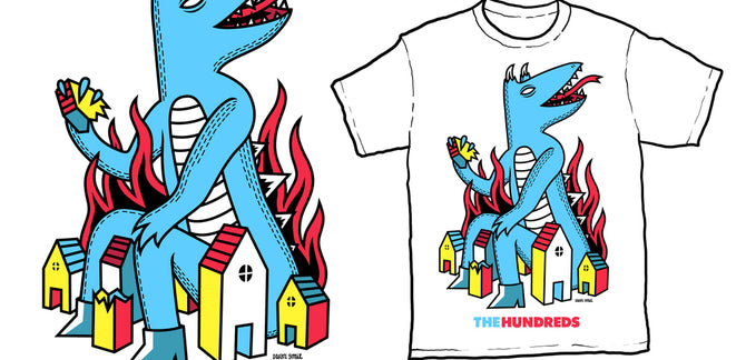 THE HUNDREDS BY IWAN SMIT