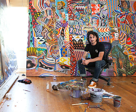 Inside the Philosophical Mind of San Francisco Artist Zio Ziegler