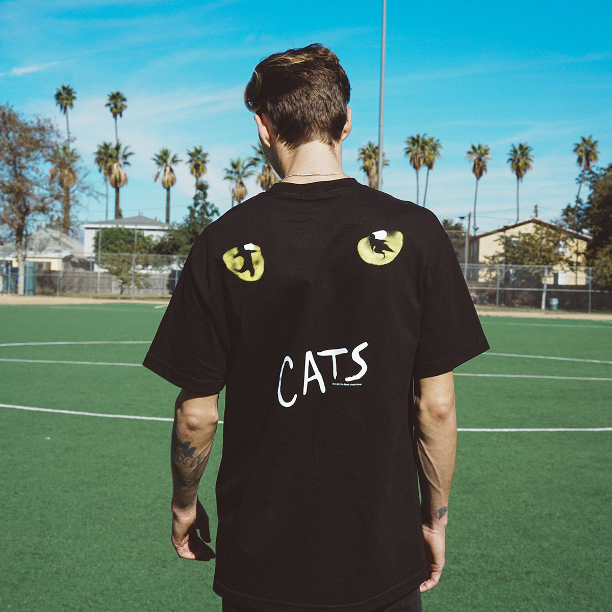 The Hundreds X Cats