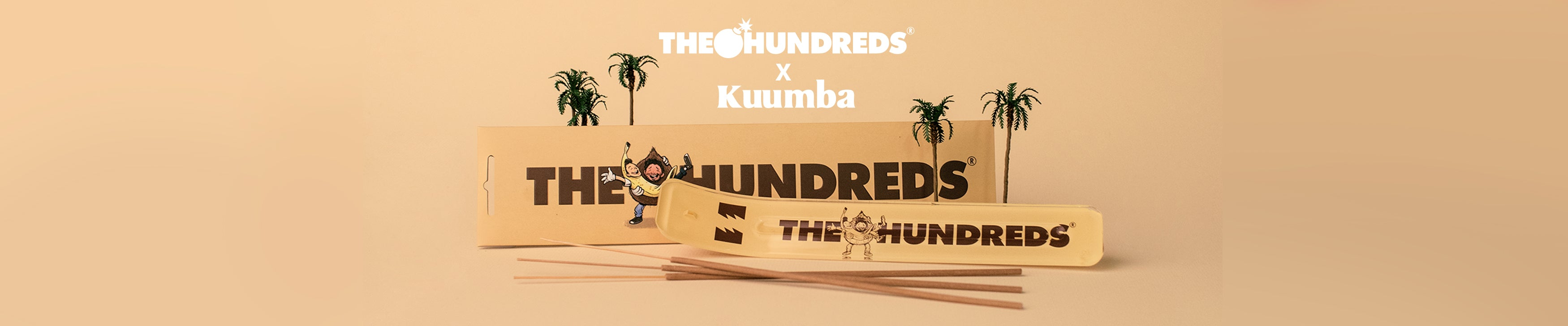 The Hundreds X Kuumba