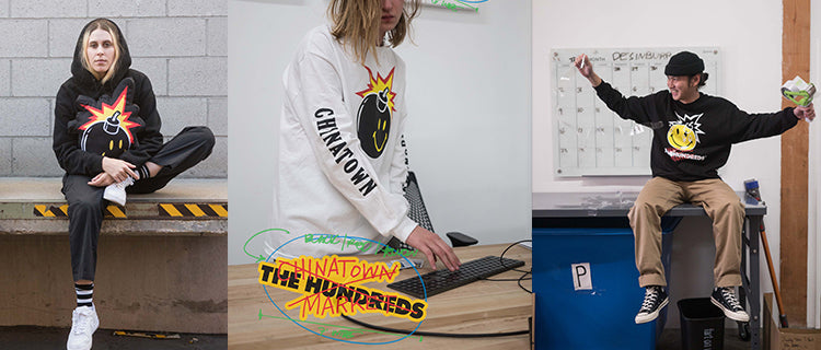 The Hundreds X Chinatown Market