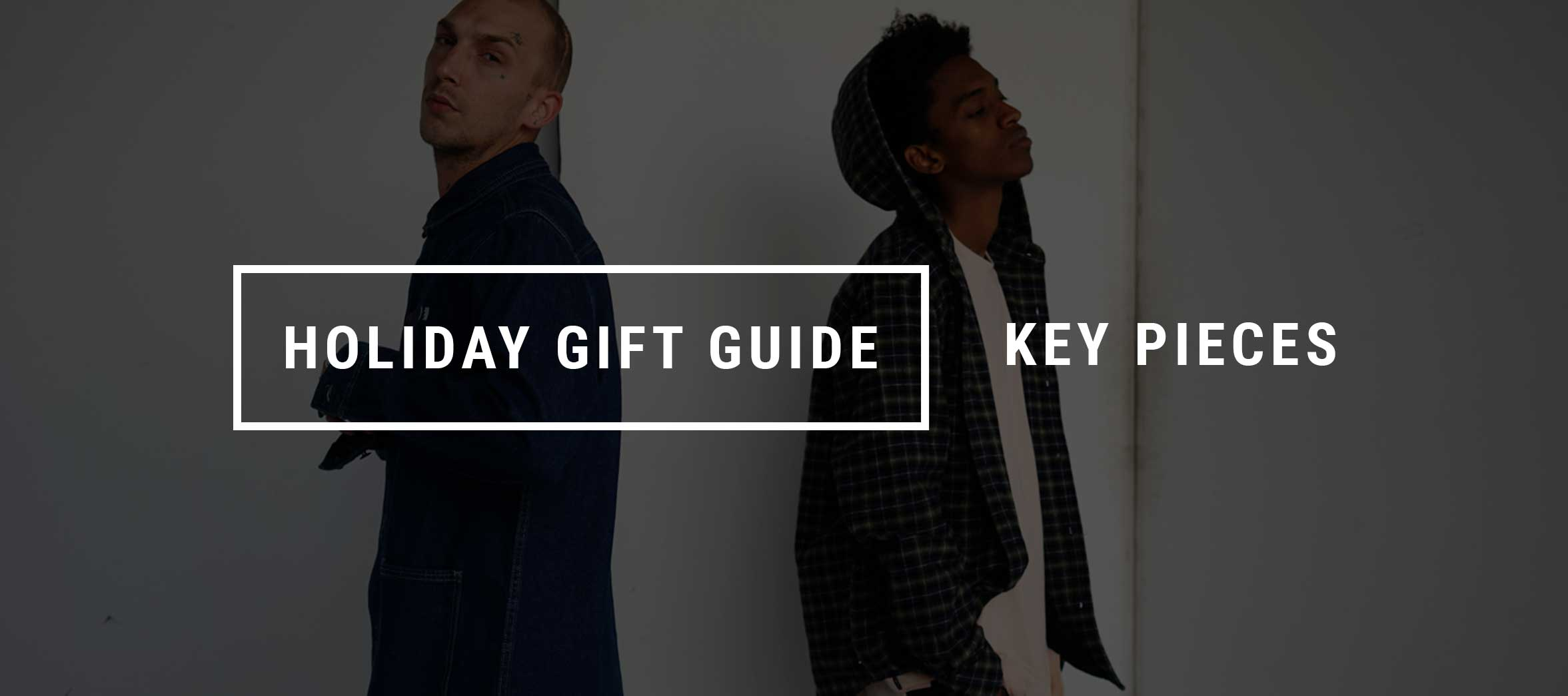 Gift Guide - Key Pieces