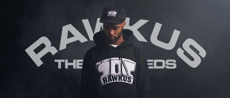 The Hundreds X Rawkus Records
