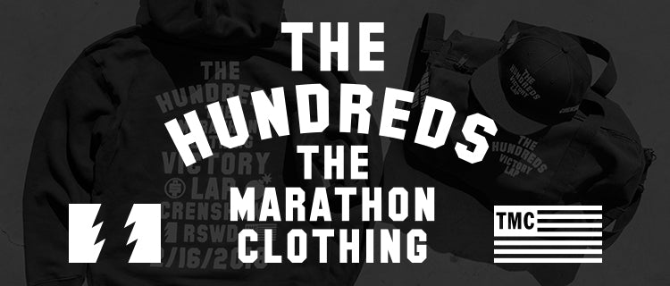 The Hundreds X The Marathon Clothing