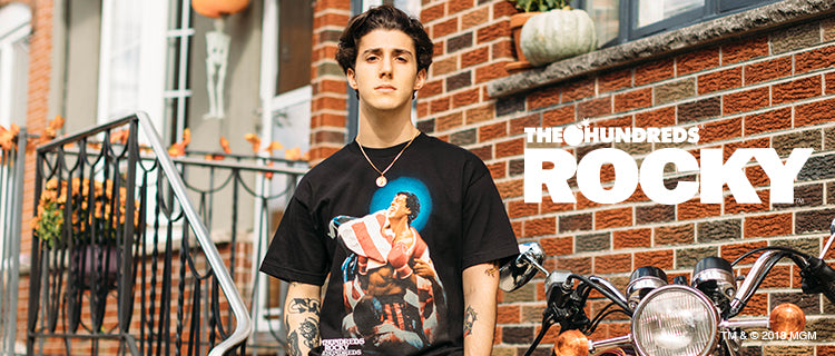 The Hundreds X Rocky