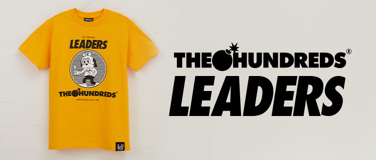 The Hundreds X Leaders