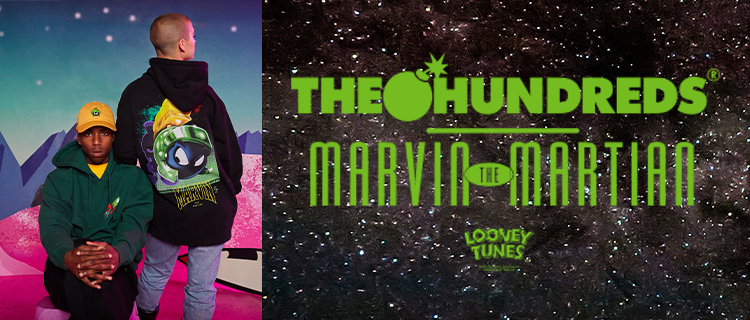 The Hundreds X Looney Tunes: Marvin the Martian