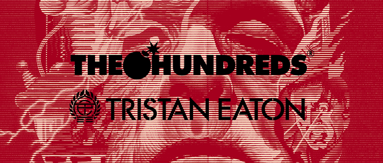 The Hundreds X Universal Monsters by Tristan Eaton