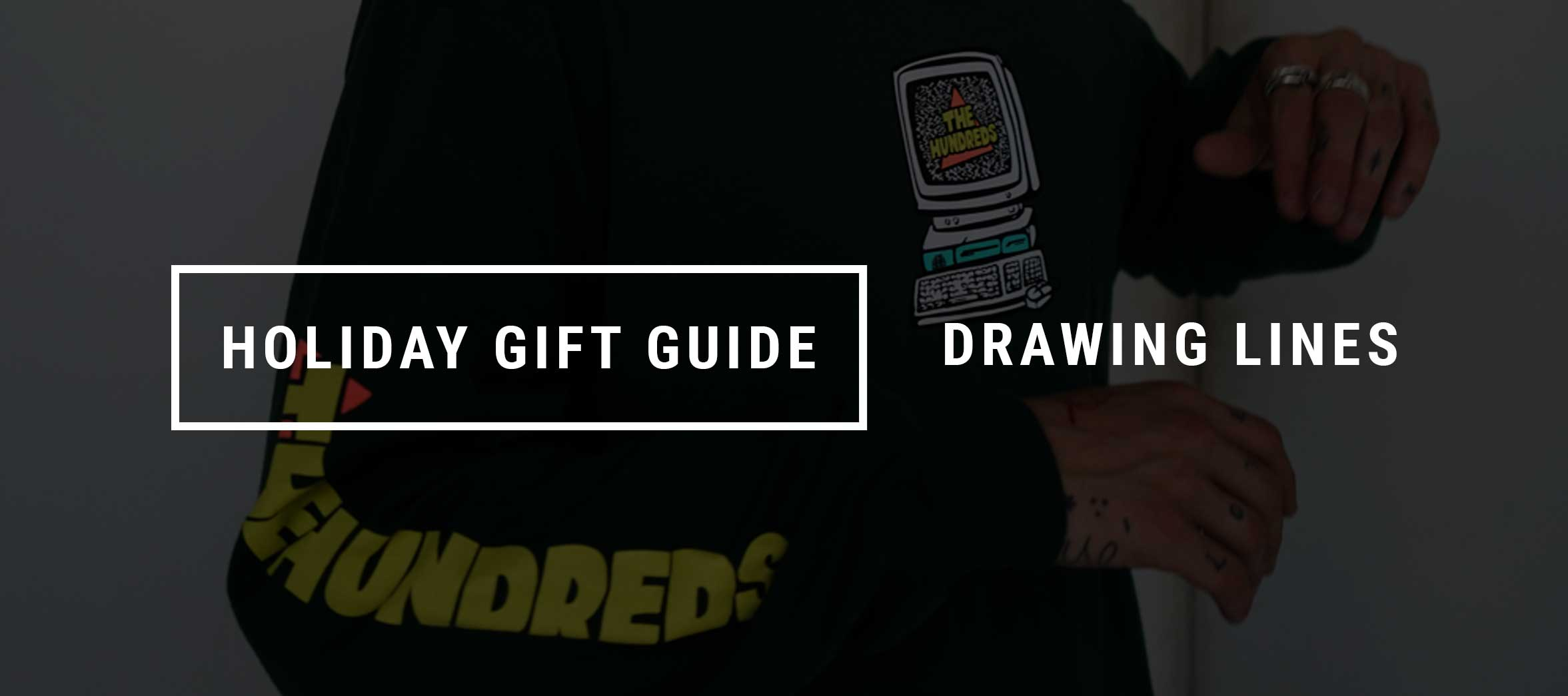 Gift Guide - Drawing Lines