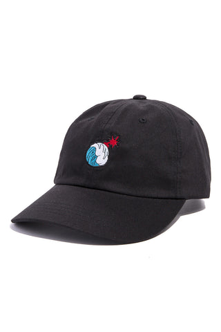 Wave Bomb Dad Hat