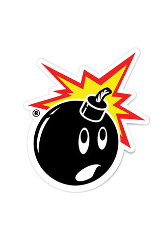 Adam Bomb Sticker