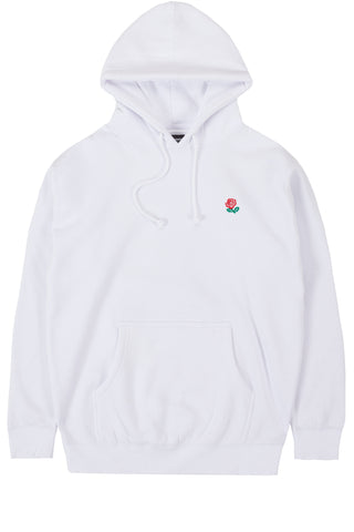Rose English Pullover Hoodie