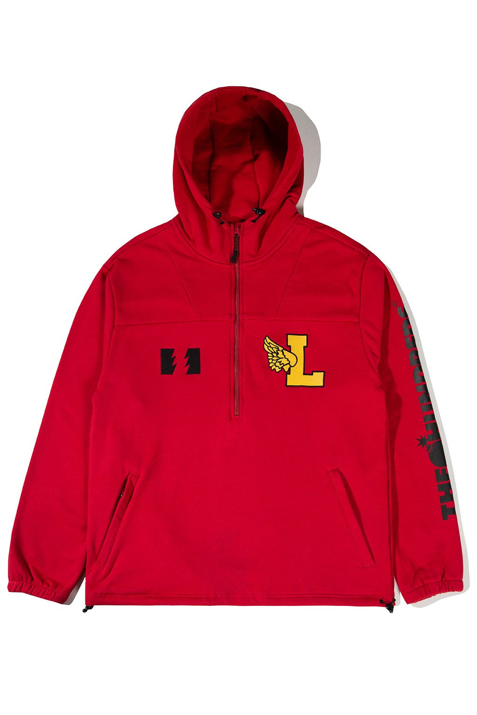 6b829b29 Leaders Fleece Anorak ...