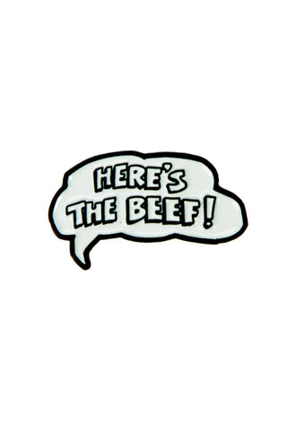 Beef Pin