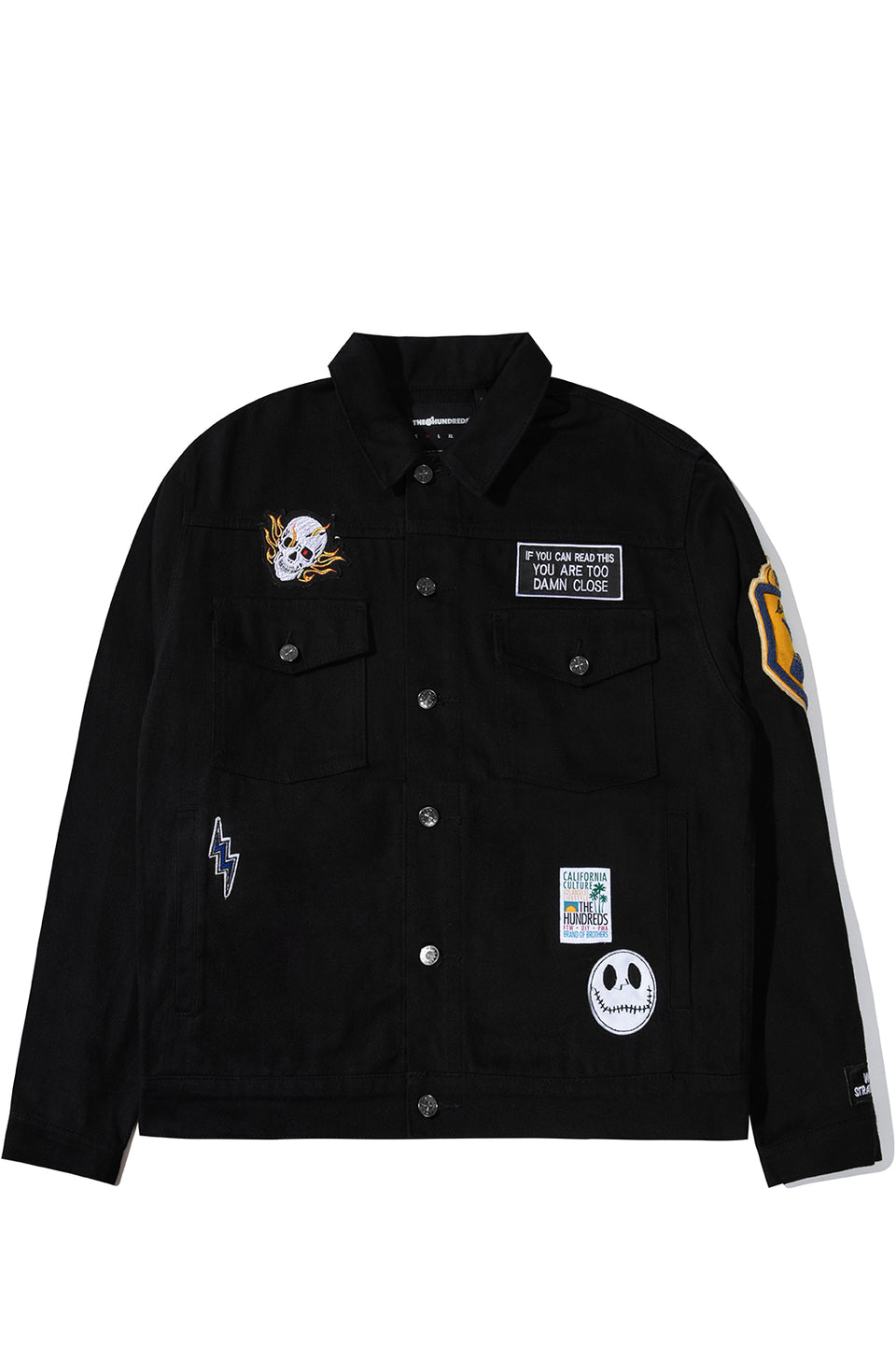 Samii Ryan Dawes Trucker Jacket
