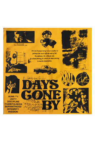 Days Gone By Bandana