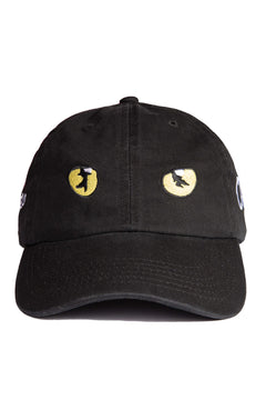Cats Eyes Dad Hat