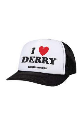 I Heart Derry Trucker Hat