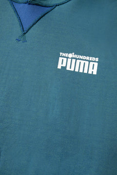 The Hundreds X Puma Reversible Hoodie
