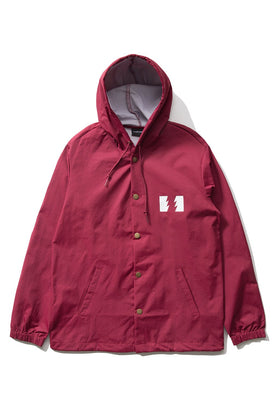 Forever Wildfire Hooded Coach's Jacket