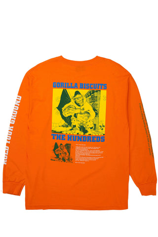 Gorilla Biscuits L/S Shirt