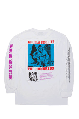 Gorilla Biscuits LS Shirt