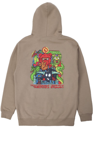 Chinatown Pullover Hoodie