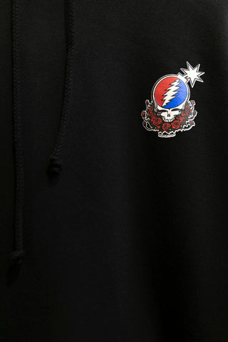 Grateful Dead Steal Your Face Pullover Hoodie