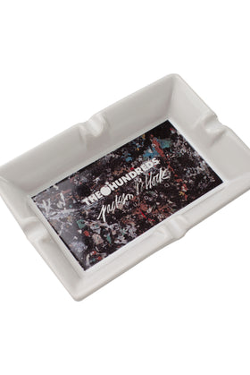 Jackson Pollock Ashtray