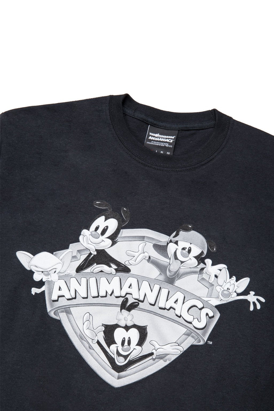 Animaniacs Shield L/S Shirt