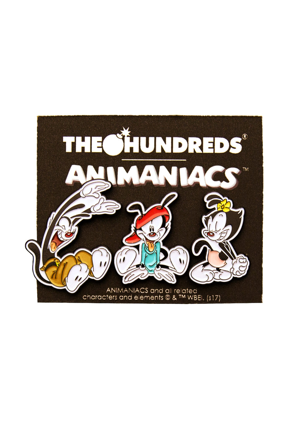 Animaniacs Pin Set