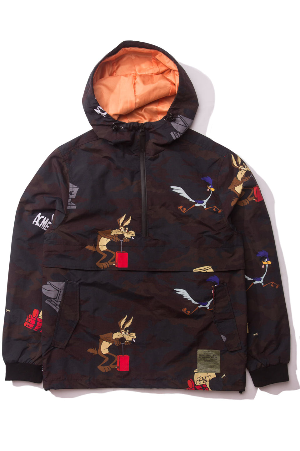 Backfire Anorak