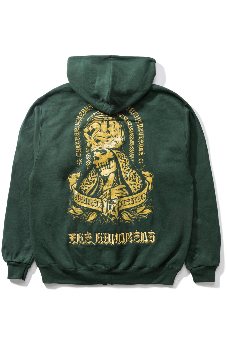 Usugrow Culture Zip-Up Hoodie