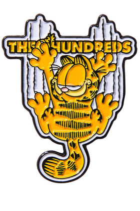 Garfield Pin Set