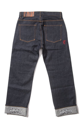 Mister Cartoon Selvedge Denim