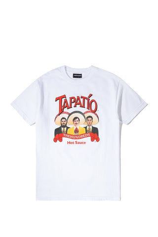 Tapatio X The Hundreds T-Shirt with Hot Sauce
