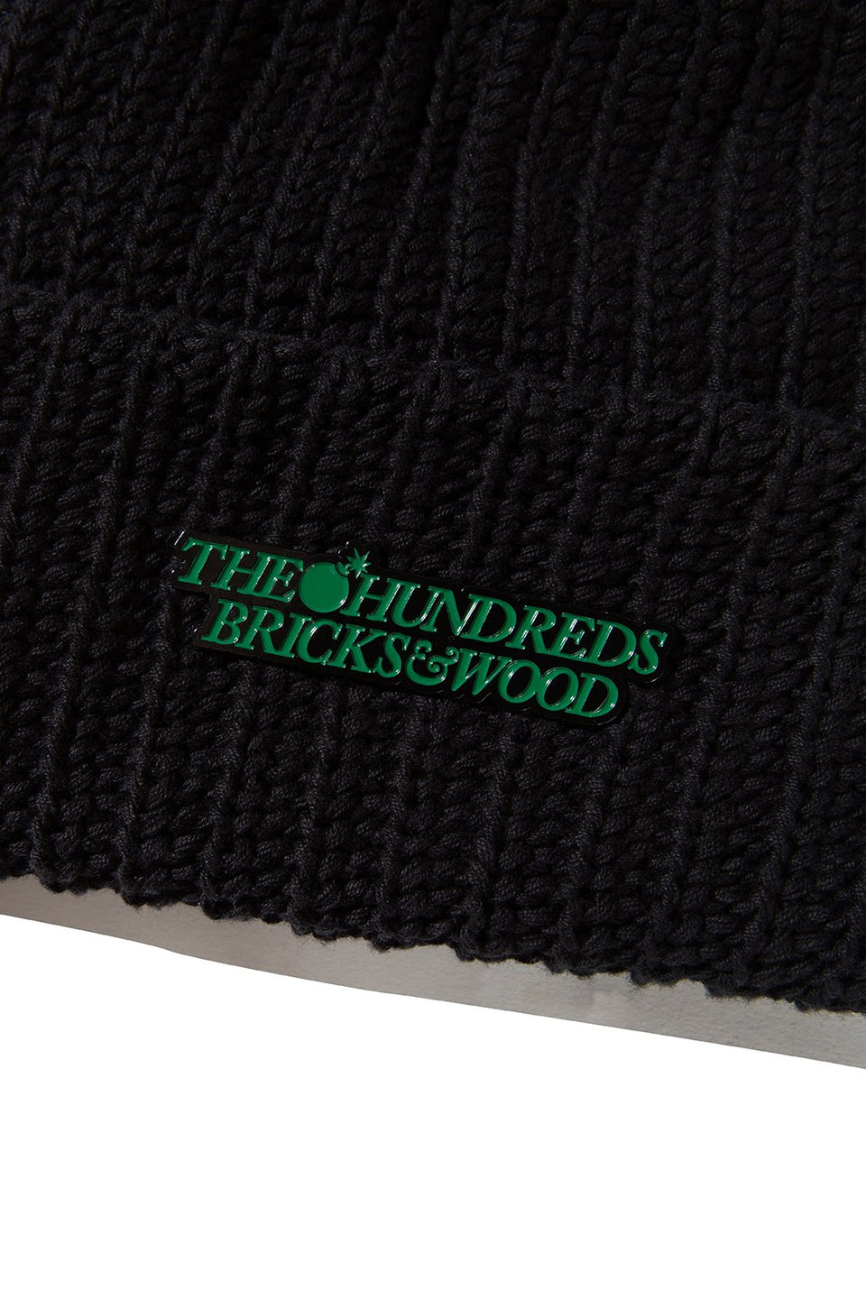 Bricks & Wood Beanie