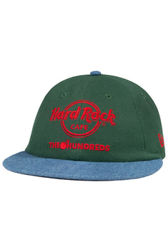 Hard Rock Denim New Era Strapback