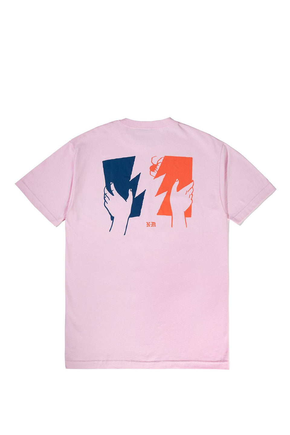 Never Made Flag T Shirt by The Hundreds