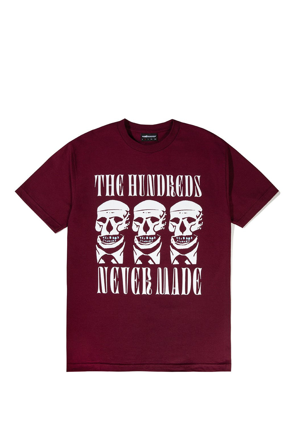 Skulls T Shirt by The Hundreds