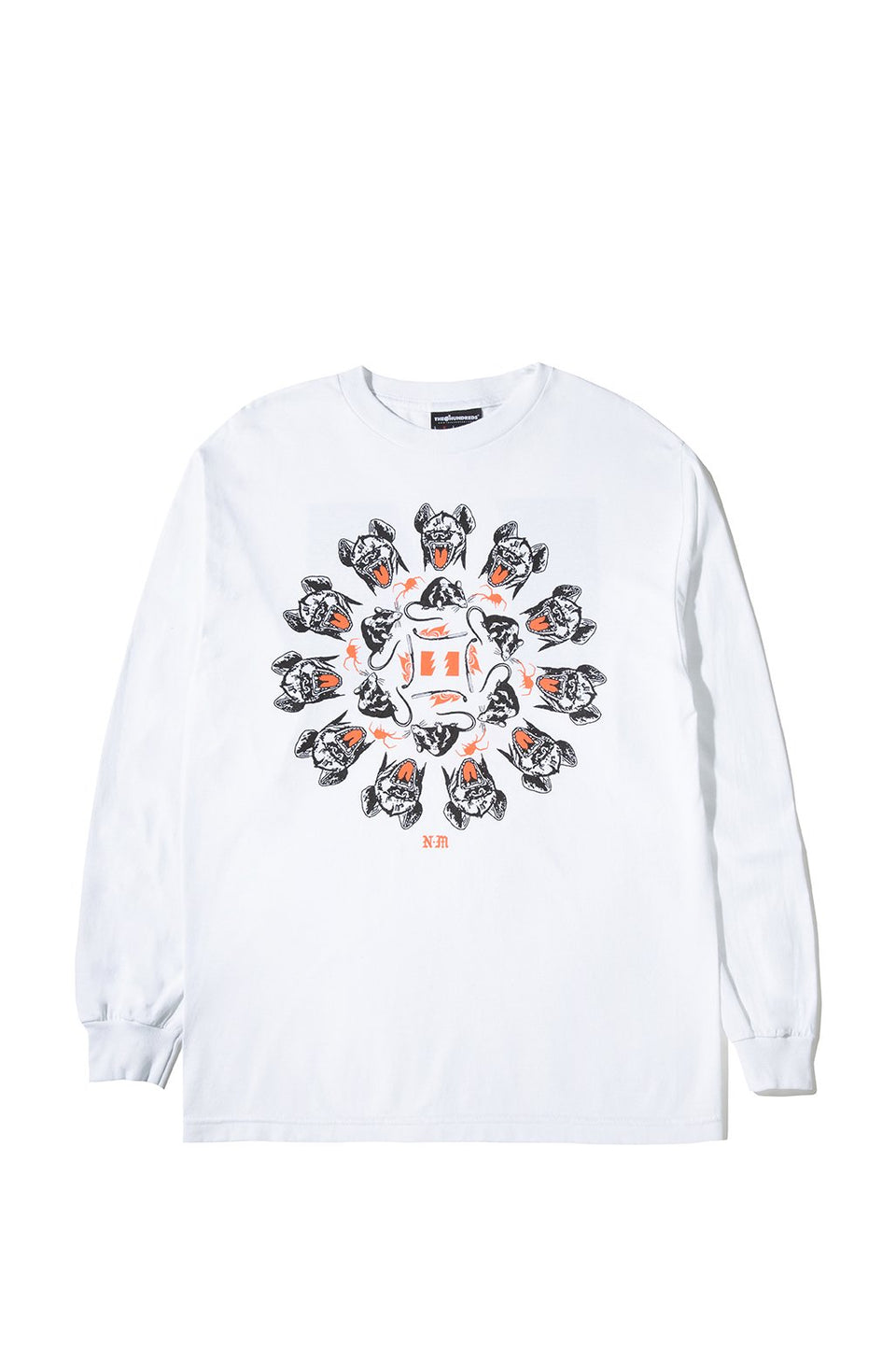 Heads L/S Shirt by The Hundreds