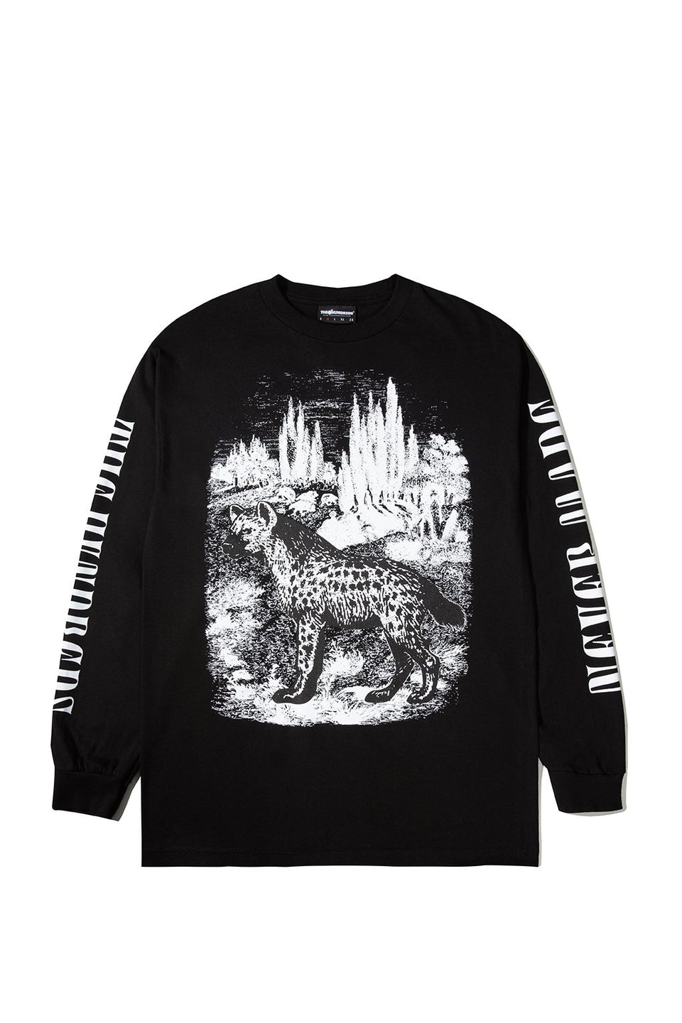 Land L/S Shirt by The Hundreds