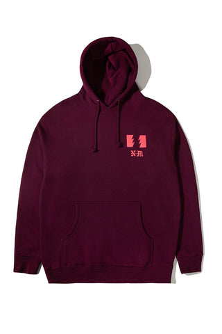 8a6e3652e2b4 Warning Pullover Hoodie Warning Pullover Hoodie