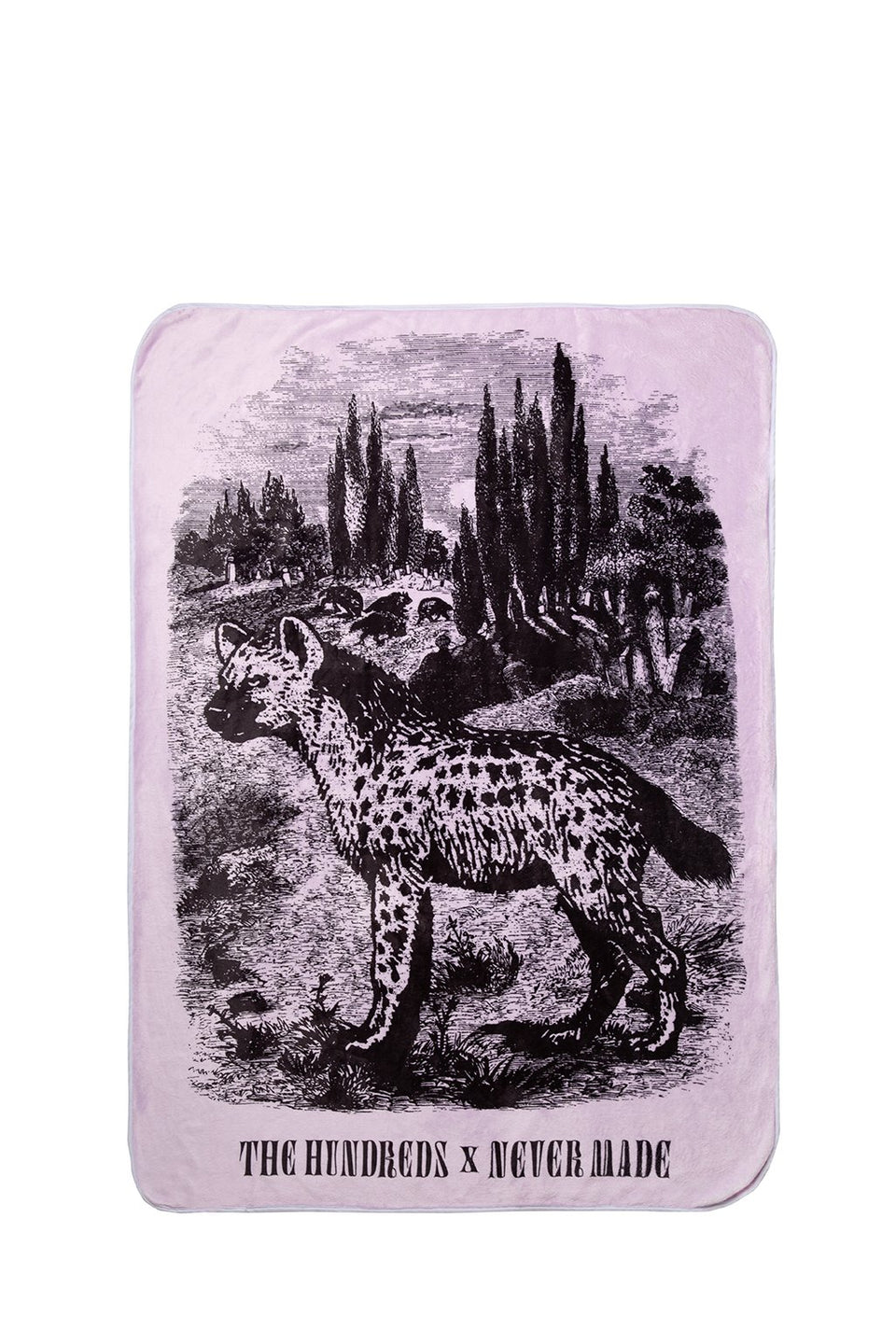 Hyena Blanket by The Hundreds