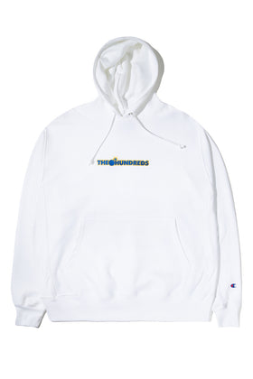 Outline Bar Champion RW Pullover Hoodie