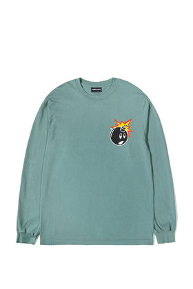 Adam Bomb Crest Back L/S Shirt