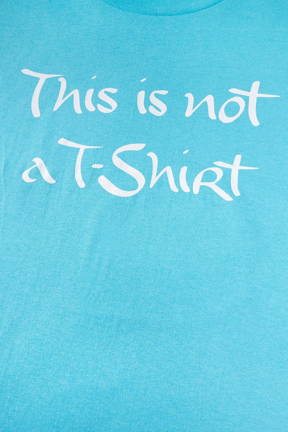 This Is Not a T-Shirt T-Shirt