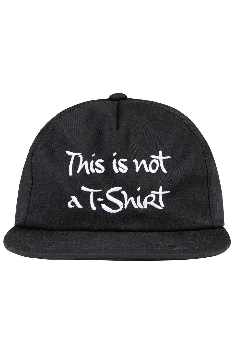 This Is Not a T-Shirt Snapback