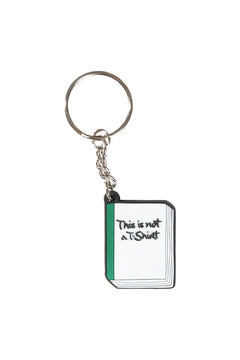 This Is Not a T-Shirt Keychain
